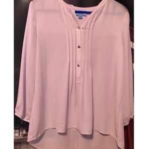 Small Women's Pale Pink Blouse